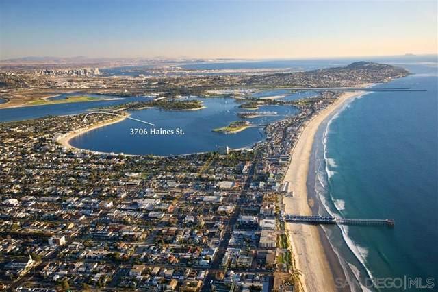 3706 Haines St, San Diego, CA 92109 (#200006103) :: Crudo & Associates