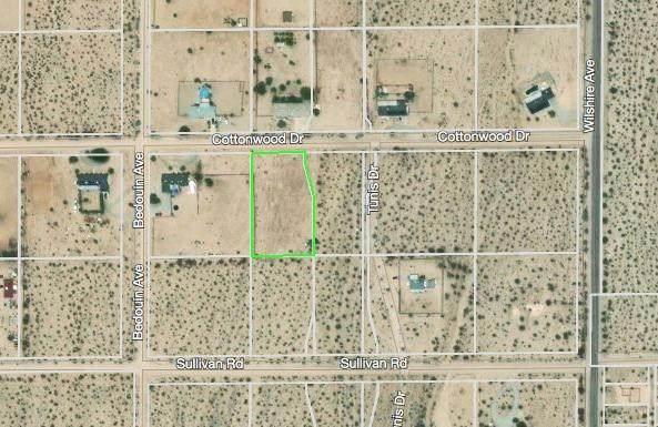 75177 Cottonwood Drive, 29 Palms, CA 92277 (#219038425PS) :: Crudo & Associates