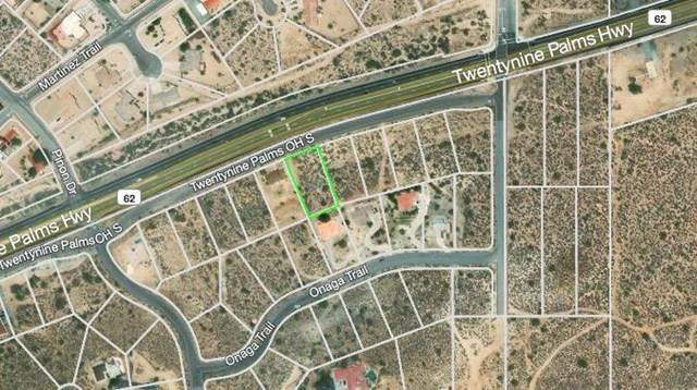 67 Outer 62 Hwy, Yucca Valley, CA 92284 (#219038420PS) :: Allison James Estates and Homes