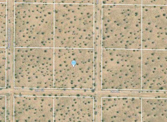 68 Sunbeam Avenue, Joshua Tree, CA 92252 (#219038437PS) :: Z Team OC Real Estate