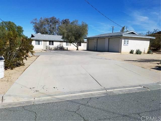 73584 Desert Trail Drive, 29 Palms, CA 92277 (#JT20024526) :: Powerhouse Real Estate