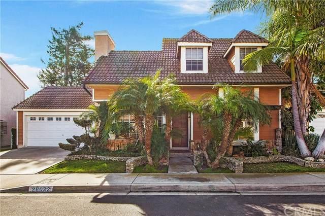 28022 Thompson, Mission Viejo, CA 92692 (#OC20027319) :: Z Team OC Real Estate