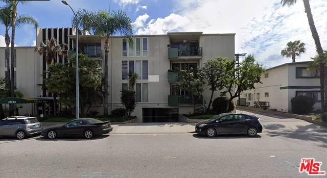10240 Camarillo Street #314, Toluca Lake, CA 91602 (#20551556) :: The Brad Korb Real Estate Group