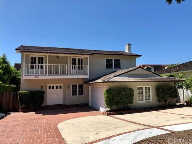 2309 Via Rivera, Palos Verdes Estates, CA 90274 (#RS20027365) :: RE/MAX Empire Properties