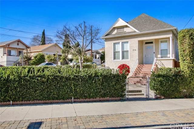 319 Echandia Street, Los Angeles (City), CA 90033 (#320000471) :: RE/MAX Masters