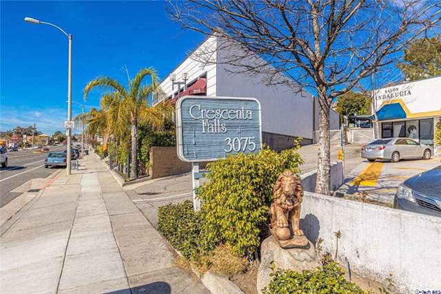 3075 Foothill Boulevard #115, La Crescenta, CA 91214 (#320000481) :: The Brad Korb Real Estate Group