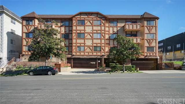 424 S Westmoreland Avenue #211, Los Angeles (City), CA 90020 (#SR20019298) :: Twiss Realty
