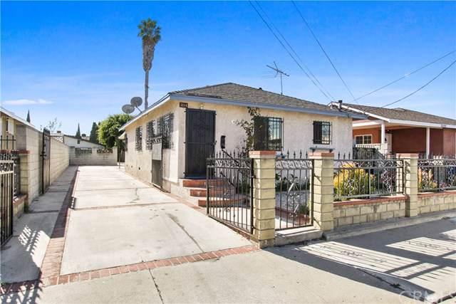 3516 W 139th Street, Hawthorne, CA 90250 (#SB20025265) :: Millman Team