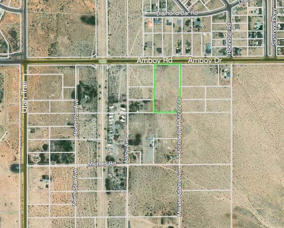 69 Amboy Road, 29 Palms, CA 92277 (#219038482PS) :: The Brad Korb Real Estate Group