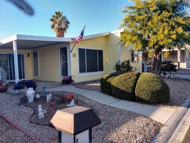 73450 Country Club #83, Palm Desert, CA 92260 (#219038494DA) :: Cal American Realty