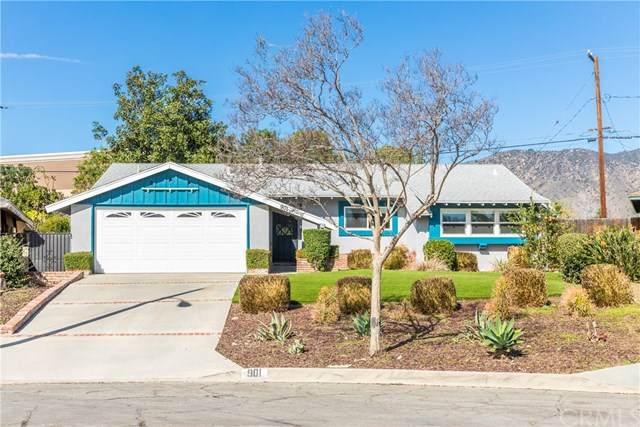 901 Fuchsia Avenue, Glendora, CA 91740 (#CV20025901) :: Millman Team