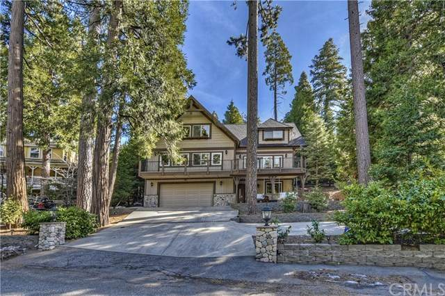 28523 Shenandoah Drive, Lake Arrowhead, CA 92352 (#EV20024847) :: Case Realty Group