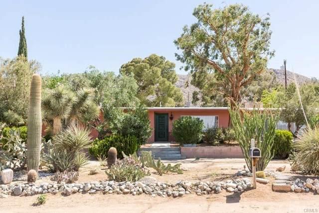 60393 Natoma, Joshua Tree, CA 92252 (#JT20027699) :: Allison James Estates and Homes