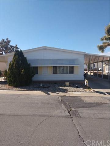 7501 Palm Space 184, Yucca Valley, CA 92284 (#EV20027916) :: The Brad Korb Real Estate Group