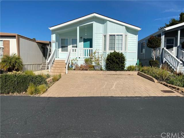 1623 23rd Street #23, Oceano, CA 93445 (#SP20028066) :: Rose Real Estate Group