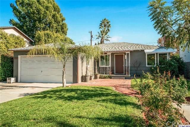 4916 Ledge Avenue, Toluca Lake, CA 91601 (#320000493) :: The Brad Korb Real Estate Group