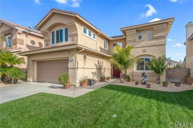 5439 Grand Prix Court, Fontana, CA 92336 (#CV20028095) :: Mainstreet Realtors®