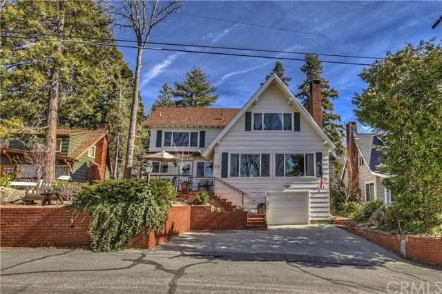 379 Highland Avenue, Lake Arrowhead, CA 92352 (#EV20028070) :: RE/MAX Masters