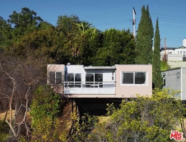 1098 Montecito Drive, Los Angeles (City), CA 90031 (#20550966) :: RE/MAX Masters