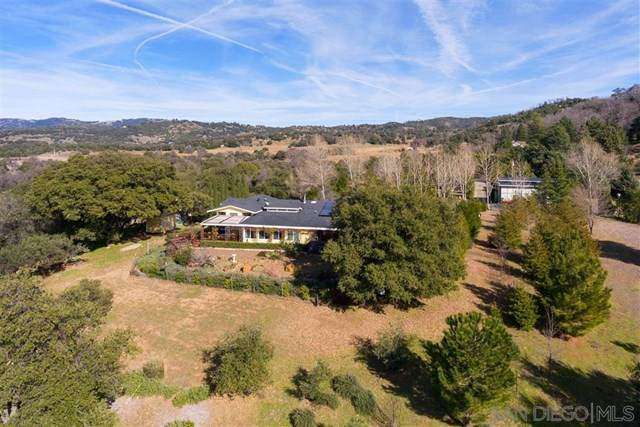 3850 Pine Hills Rd, Julian, CA 92036 (#200006491) :: Realty ONE Group Empire