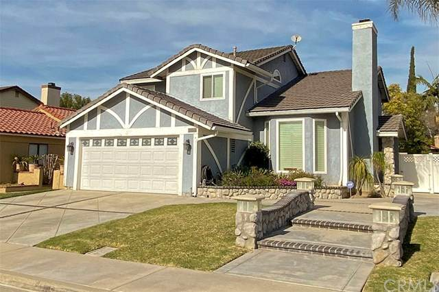 21395 Via Del Gavilan, Yorba Linda, CA 92887 (#PW20028184) :: Allison James Estates and Homes