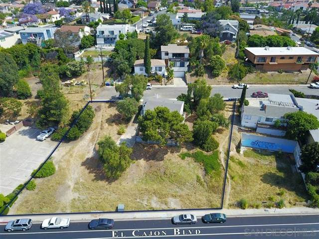 Hillside Dr, La Mesa, CA 91942 (#200006514) :: The Brad Korb Real Estate Group