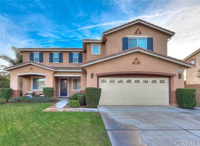 13075 Kiso Court, Eastvale, CA 92880 (#CV20028445) :: Allison James Estates and Homes