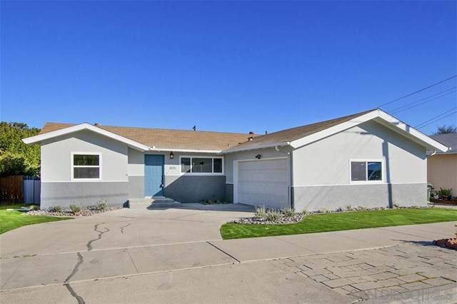 3835 Shirlene Pl, La Mesa, CA 91941 (#200006582) :: The Brad Korb Real Estate Group