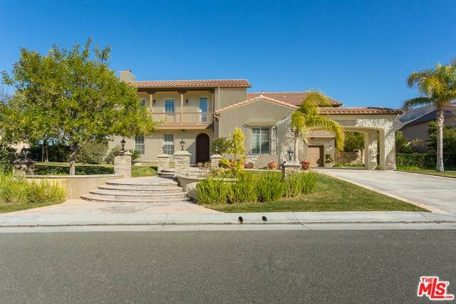 15014 Live Oak Springs Canyon Road, Canyon Country, CA 91387 (#20552254) :: The Bashe Team