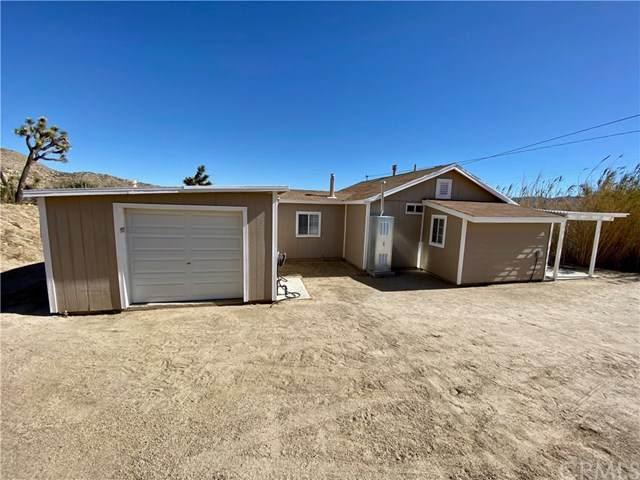 56006 Sunnyslope Drive, Yucca Valley, CA 92284 (#JT20027809) :: Allison James Estates and Homes