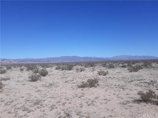 0 Near Pinto Mtn And Amboy Rd, 29 Palms, CA  (#JT20028848) :: Z Team OC Real Estate