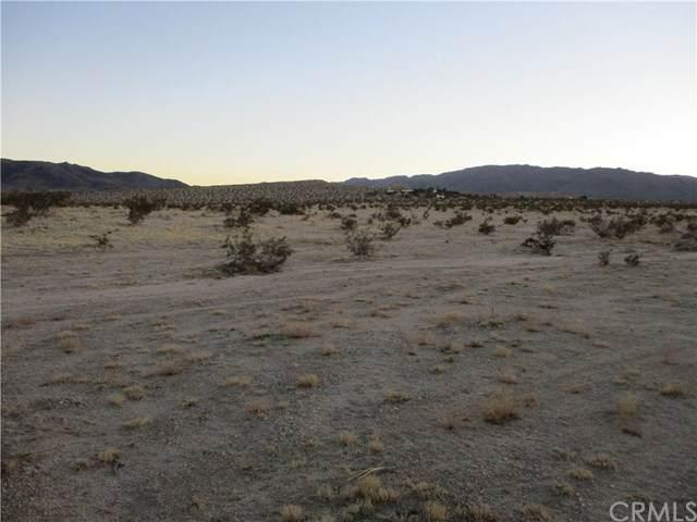 0 2 MILE Road, 29 Palms, CA 92277 (#EV20028858) :: The Brad Korb Real Estate Group