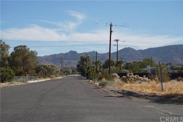 0 Verbena, Joshua Tree, CA 92252 (#NP20029045) :: The Laffins Real Estate Team