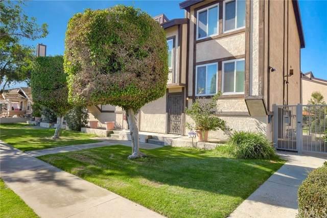 15305 S Berendo Avenue #3, Gardena, CA 90247 (#OC20004588) :: RE/MAX Masters