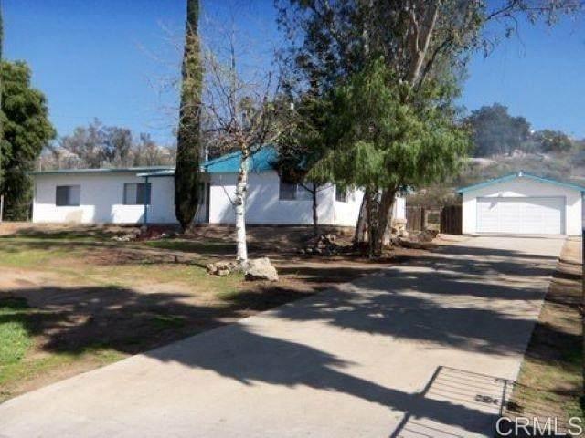 312 Feghali Rd, Ramona, CA 92065 (#200006685) :: Provident Real Estate