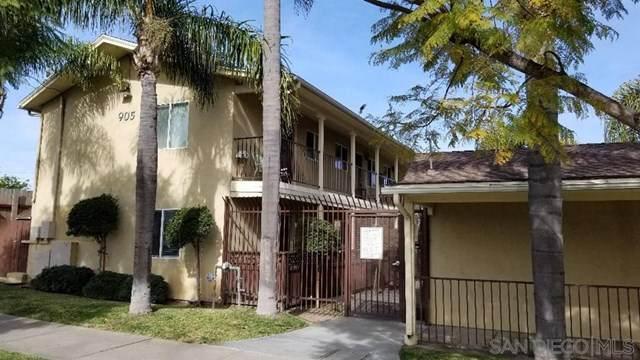 905 E. 4th #1, National City, CA 91950 (#200006687) :: The Brad Korb Real Estate Group