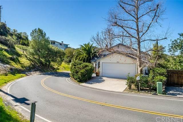 23755 Canyon Drive, Calabasas, CA 91302 (#SR20029057) :: RE/MAX Masters