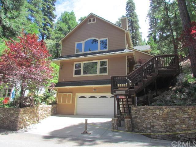 27889 Rainbow Drive, Lake Arrowhead, CA 92352 (#IV20029137) :: Case Realty Group