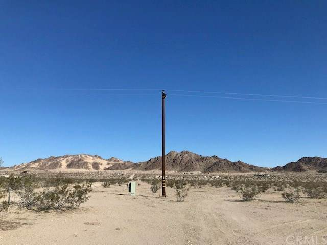0 Godwin Road, 29 Palms, CA 92277 (#JT20029251) :: Z Team OC Real Estate