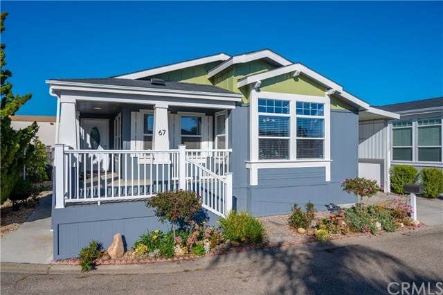 201 Five Cities Drive #67, Pismo Beach, CA 93449 (#PI20029247) :: RE/MAX Parkside Real Estate