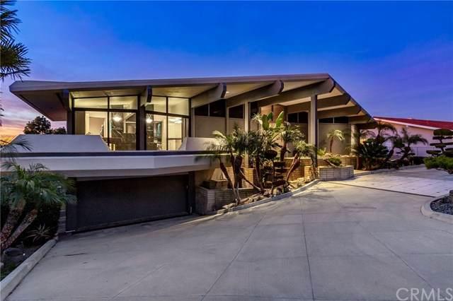 2215 Via Cerritos, Palos Verdes Estates, CA 90274 (#PV20029378) :: Millman Team