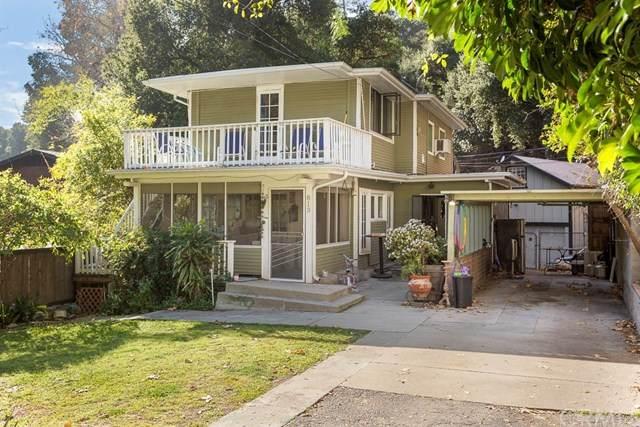 813 Woodland Drive, Sierra Madre, CA 91024 (#AR20029425) :: Coldwell Banker Millennium
