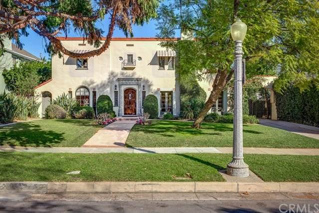 760 S Hudson Avenue, Pasadena, CA 91106 (#AR20028550) :: Crudo & Associates