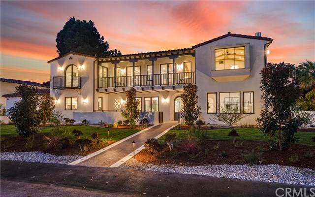 2448 Via Anacapa, Palos Verdes Estates, CA 90274 (#SB20029524) :: Millman Team