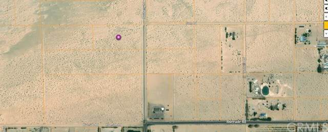 0 Newberry Road, Newberry Springs, CA  (#CV20029719) :: RE/MAX Masters