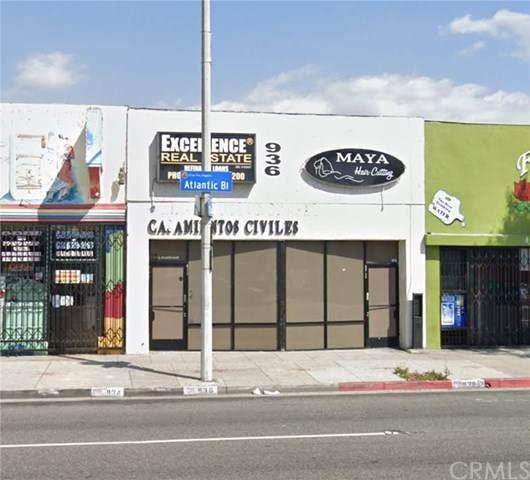 936 S Atlantic Boulevard, East Los Angeles, CA 90022 (#CV20029714) :: Crudo & Associates