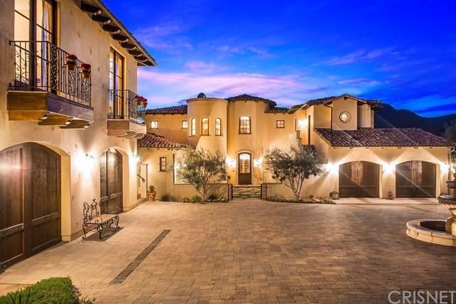 1101 Cold Canyon Road, Calabasas, CA 91302 (#SR20029835) :: Cal American Realty
