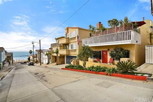 201 38th Street, Manhattan Beach, CA 90266 (#SB20029664) :: Team Tami