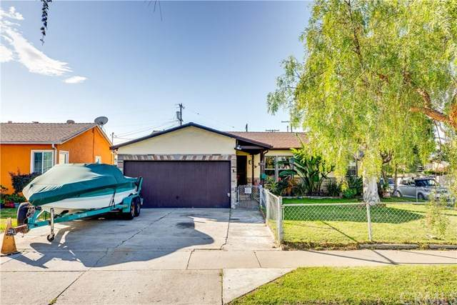 3758 W 119th Place, Hawthorne, CA 90250 (#SB20028182) :: Millman Team