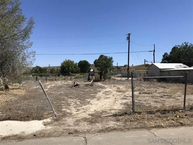 44611 El Centro, Jacumba, CA 91934 (#200006866) :: The Brad Korb Real Estate Group